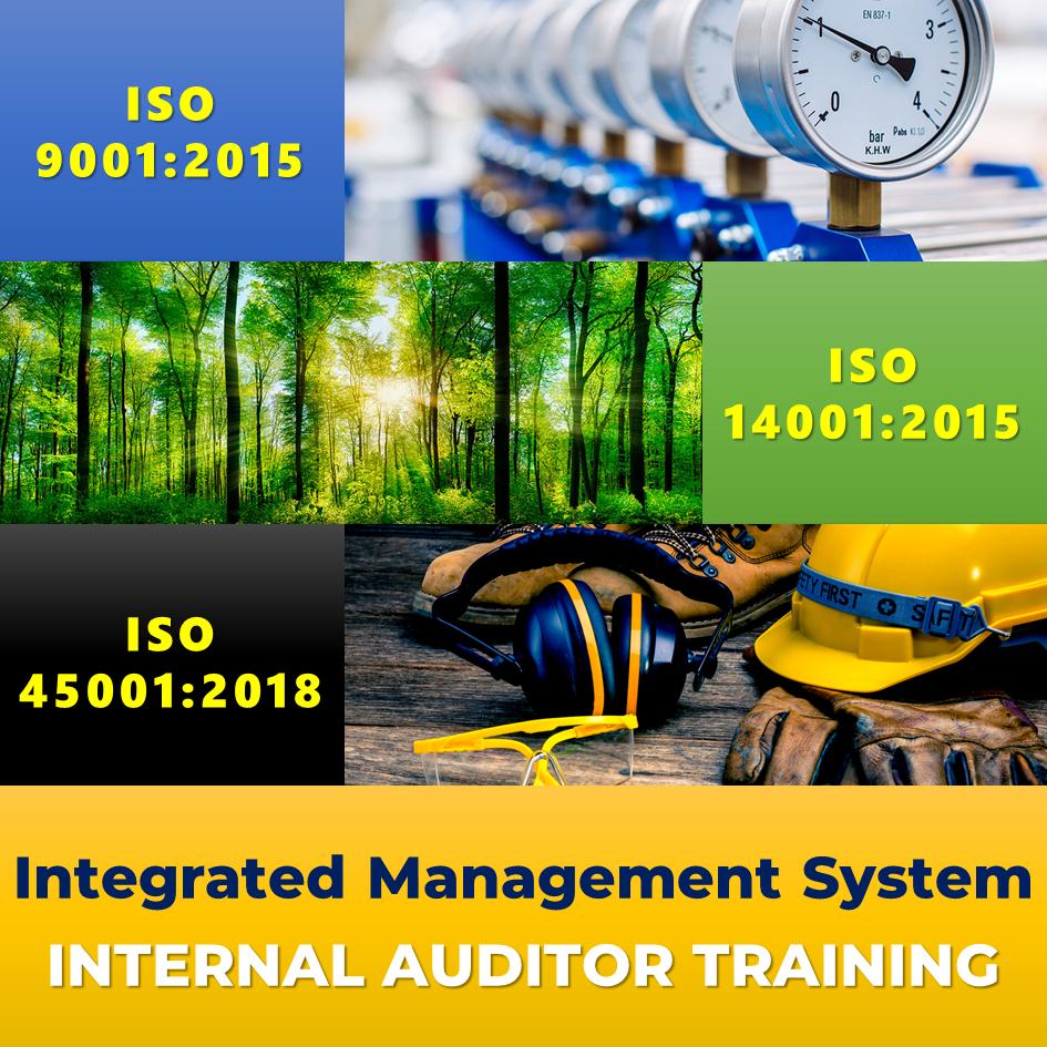 Online Internal Auditor Training