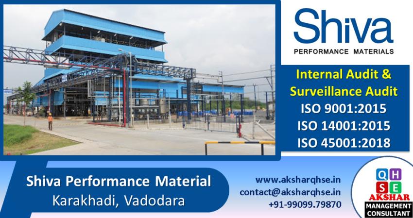 Shiva Pharmachem Ltd. Internal Audit